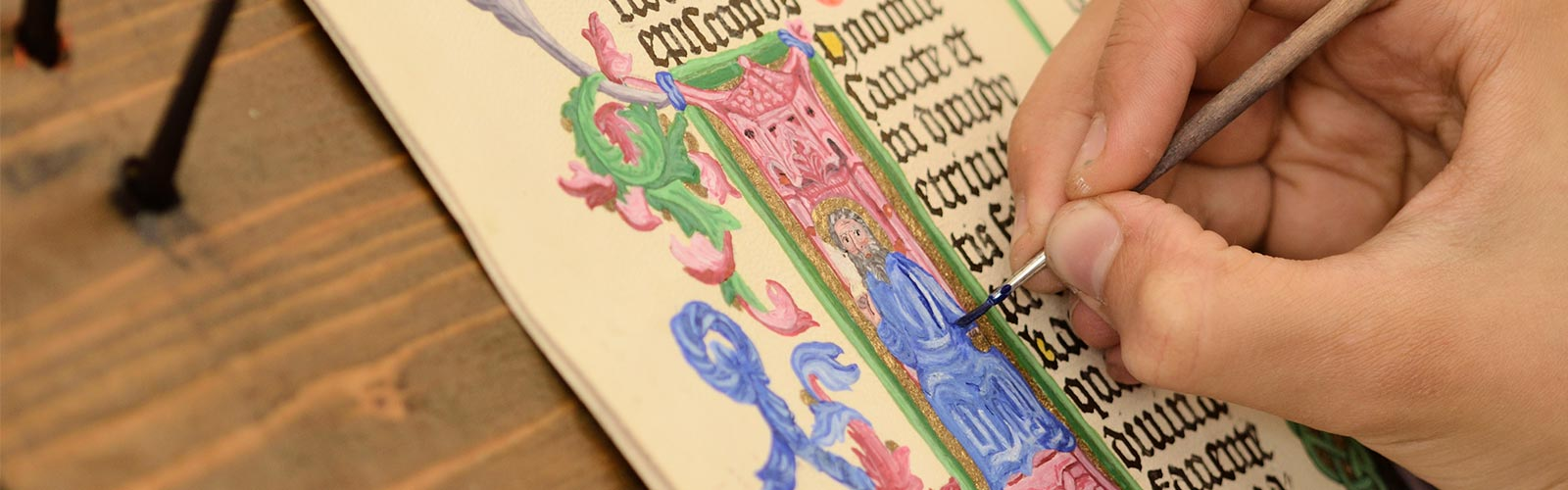 Verona International Summer School in Medieval Manuscripts